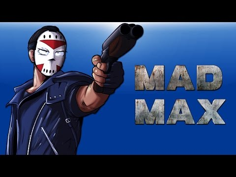 Mad Max episode 1! - (Mad Delirious) Exploring the wasteland!