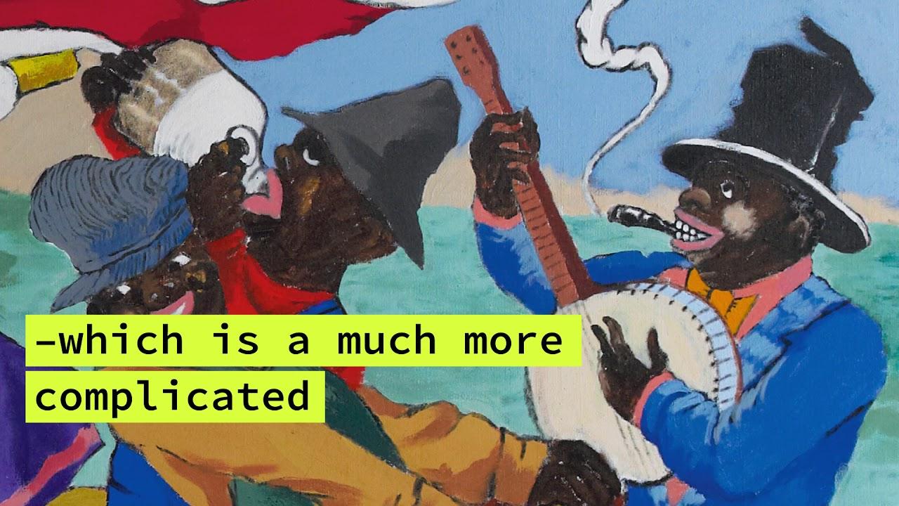 robert colescott paintings