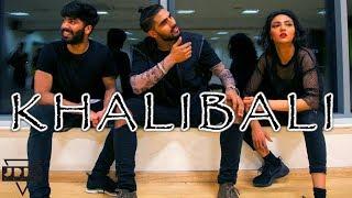 Khalibali | Padmaavat | Ranveer Singh | Dance Cover | Bollywood | @JeyaRaveendran Choreography
