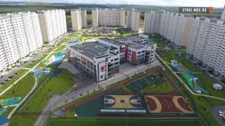 В Новой Москве открыли школу с естественно-научным уклоном