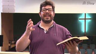 CRENTE MAL RESOLVIDO - Reverendo Davi Nogueira - Diário de um Pastor - Hebreus 6:4-8 - 15/10/2021