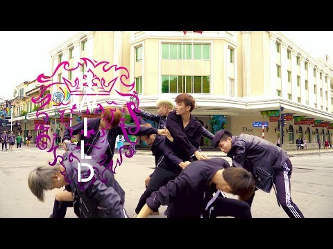 [KPOP IN PUBLIC CHALLENGE] BTS (방탄소년단) 'DNA' Dance Cover By B-Wild From Vietnam
