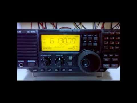 6130 kHz Radio TWR (Trans World Radio), Manzini - SWAZILAND