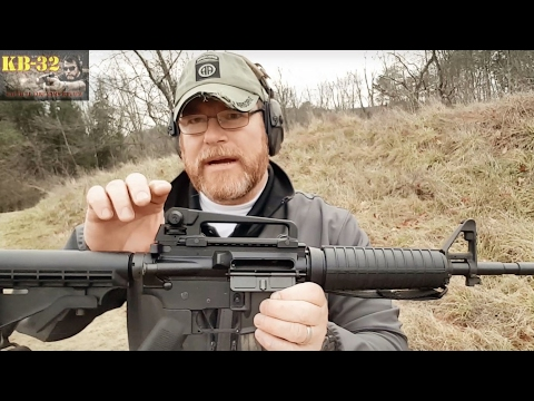 AR15 M4!!!  Plain Jane Fun Gun Keeping It Simple:  FN Carry Handle