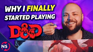 My Quest to FINALLY Learn Dungeons & Dragons (and why you should too!) || NerdSync