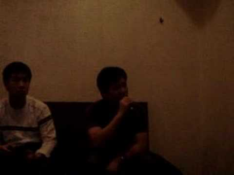 TASS Karaoke Night - James Tai sings  唯一
