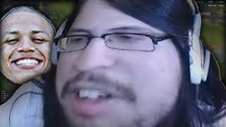 Imaqtpie - SUPPORTING THE BEST DRAVEN PLAYER IN LEAGUE OF LEGENDS! thumbnail