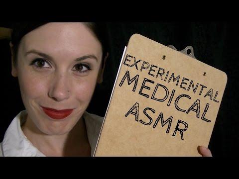 ASMR Medical: Experimental Anesthesia & Surgery, a Binaural Role Play for Sleep