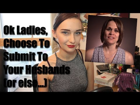 Ladies, Submit to Your Husbands!