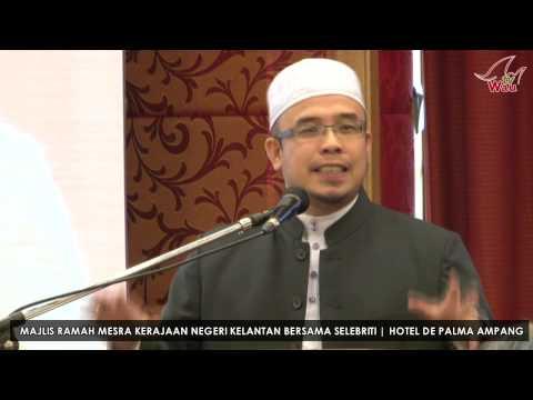 Tauladan besar dari Kelantan - Dr MAZA