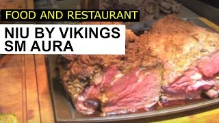 Niu by Vikings one of the best buffet in Manila