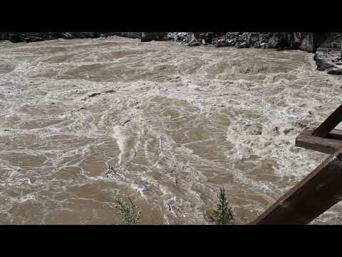 Hell's Gate Canyon & Rapids on BC's Fraser River