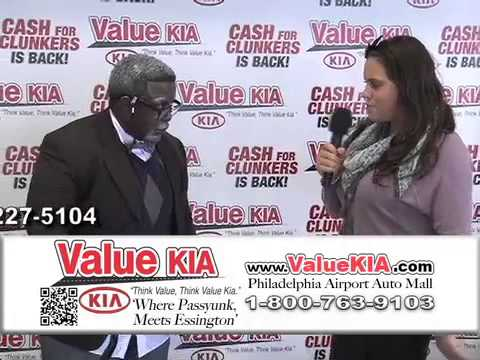 "Value Kia Philadelphia >> ""Professor RJ Clunker "" November 2012 Value KIA, Philadelphia PA Cash for Clunkers is Back ..."