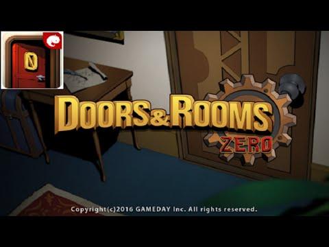 Doors and Rooms Zero LABORATORY Stage 301-303 Walkthrough | Doors&Rooms Zero LABORATORY Stage