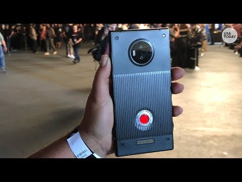 Holographic smartphone: Sneak peek of Red's advanced new device