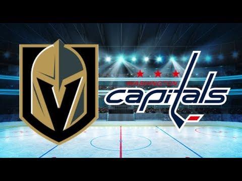 Vegas Golden Knights vs Washington Capitals (4-3) – Feb. 4 189a95a5b4b