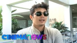 Cinemanews: Ejay Falcon shares experience working in a K-Drama series