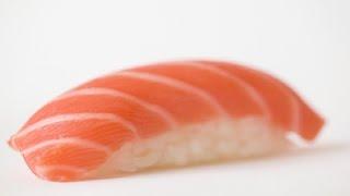 Eating Kroger Sushi