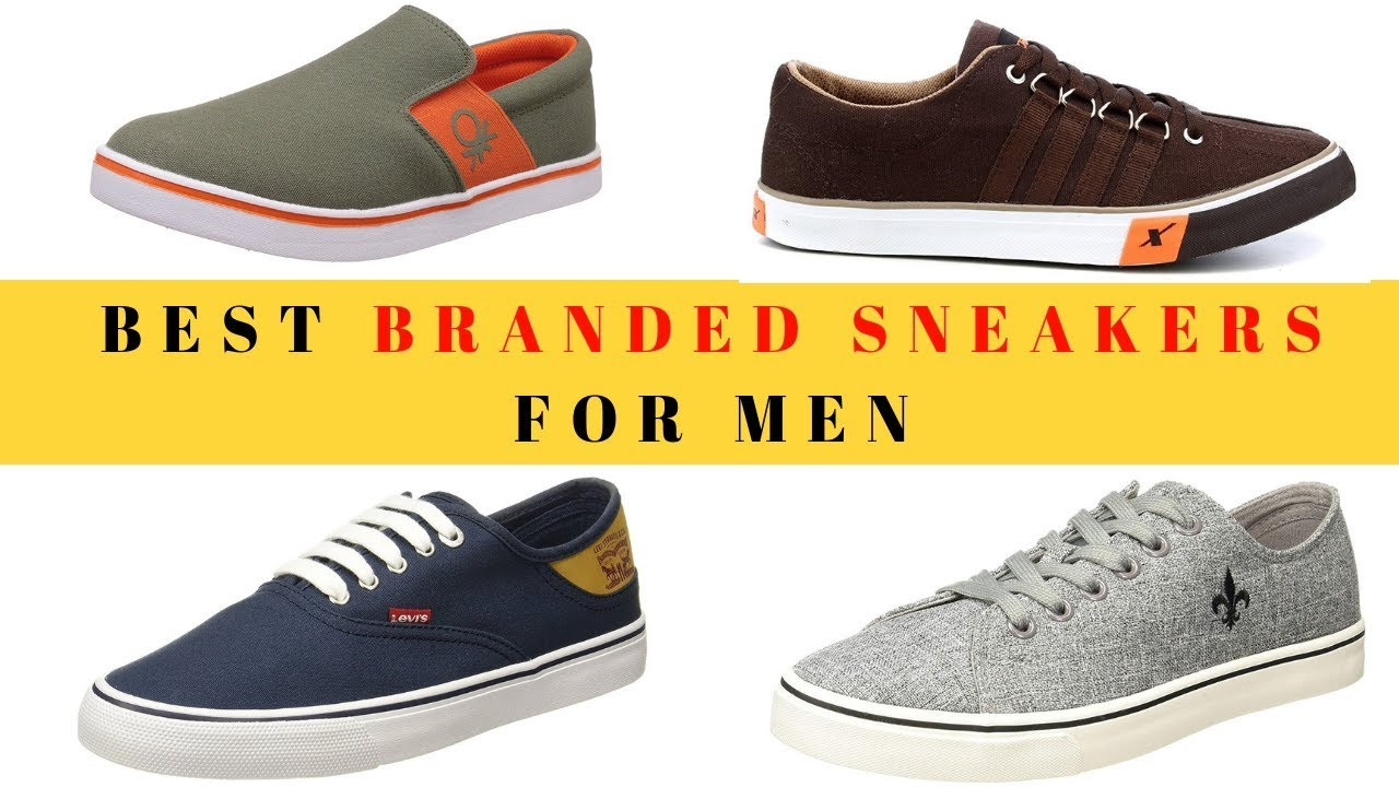 aa0dbe615d3 Top 10 Best Branded Sneakers shoes for Men in India with Price 2018 I  Affordable Men s Sneakers