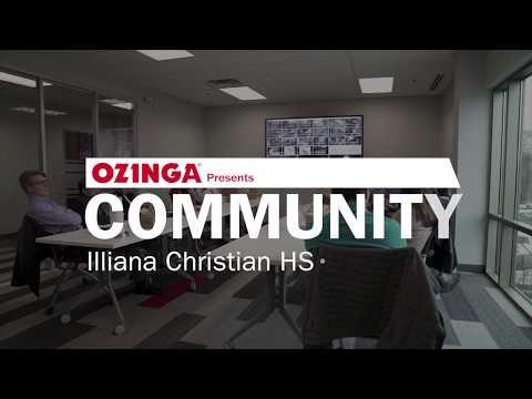 Community: Illiana Christian High School Field Trip