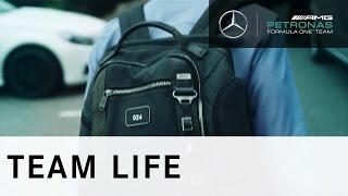Tumi and MERCEDES AMG PETRONAS F1 Team - #PartnersInPerformance