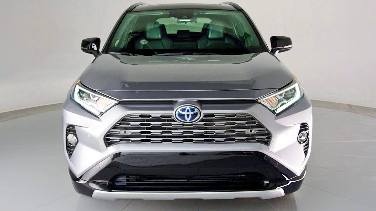 Toyota Rav4 2019 The Best Midsize Suv