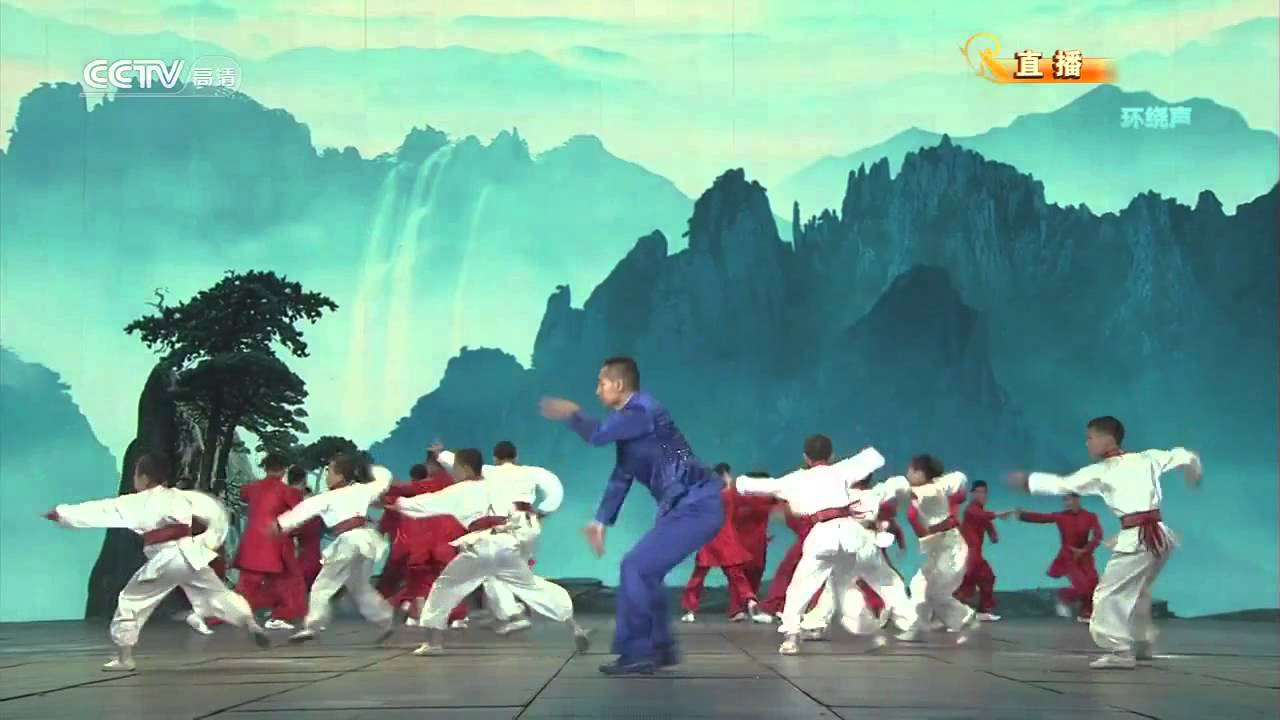 HD The Most Artistic Martial Arts Performance YOUTH of ...
