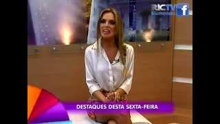 Márcia Pontes - Programa Ver Mais - Susan Germer - chamada para a matéria