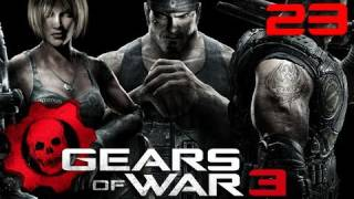 Gears of War 3 Co-Op Walkthrough - Act 4 Chapter 6 (Let's Play, Playthrough) [HD]