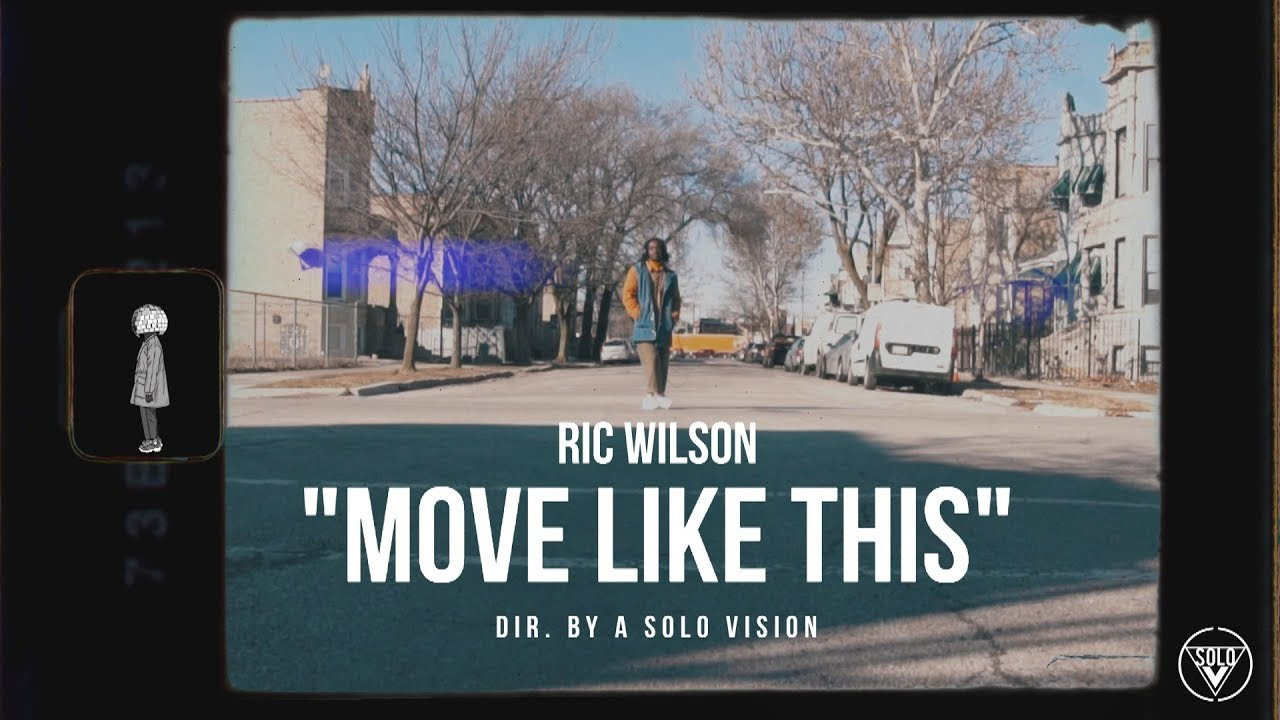 Ric Wilson & Terrace Martin - Move Like This (Official Video)