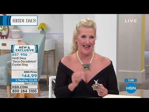 HSN | Heidi Daus Jewelry Designs. http://bit.ly/2JHxj9e