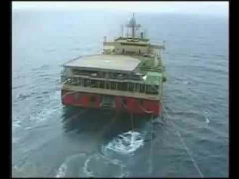 Offshore Seismic Survey