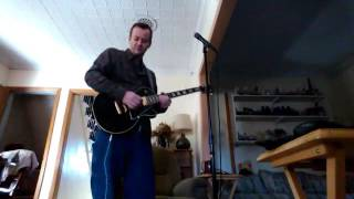 Devil In The Shape of Rain Blues Guitar Paul Stone