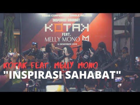 Download  KOTAK feat Melly Mono – Inspirasi Sahabat  Live Performance  Gratis, download lagu terbaru