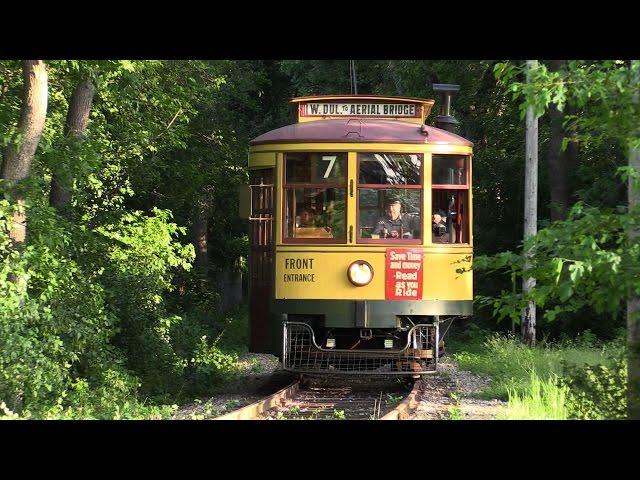 Minnesota Streetcar Museum