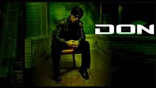 DON the chase continues theme song SRK