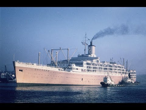 RMS Orcades Memories of an Orient Liner