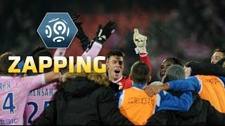 Ligue 1 - Week 16 : zapping - 2013/2014