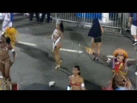 Rainha Do Carnaval Escola De Samba De Santo André Seci Campeã 2012