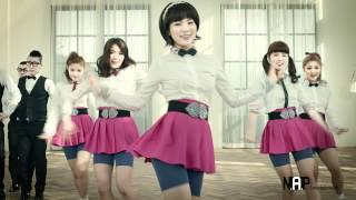 C-REAL『No No No No No』Feat. Mblaq Thunder MV