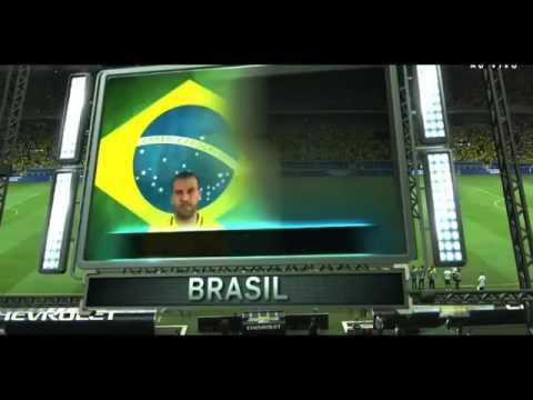 Brasil VS Argentina 10/11/2016