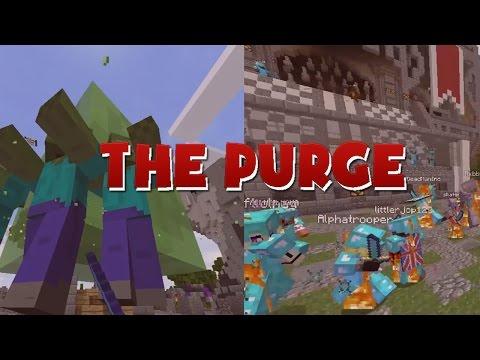 THE PURGE   Minecraft PvP Series 453