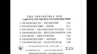 The Invincible Sex - Red Glow Horizon