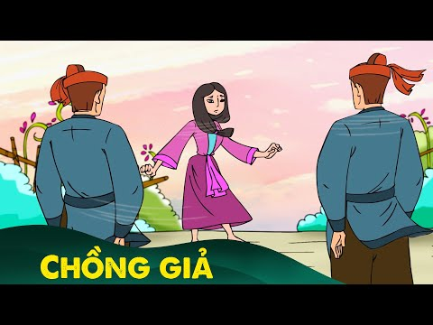 CHỒNG GIẢ ► Chuyen Co Tich | Truyện Cổ Tích Việt Nam | Phim Hoạt Hình Hay Nhất 2019