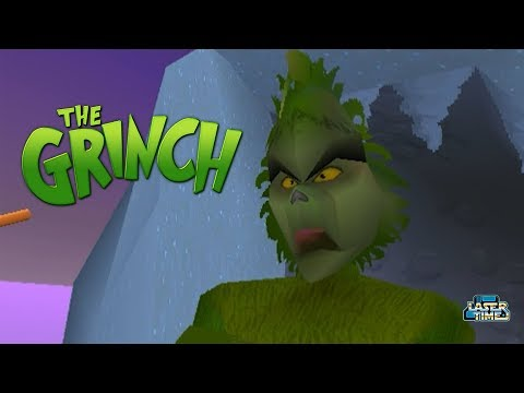 The Grinch - How the Grinch Stole PlayStation