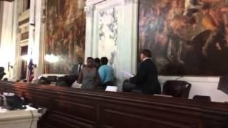 Trenton councilmen nearly come to blows