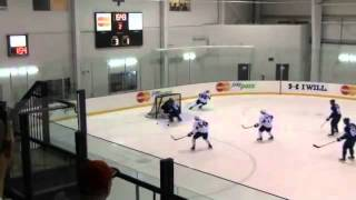 David (Dave) Broll Maple Leafs Prospects Camp 2011- Day 2 Highlights-BTNL Hockey Training