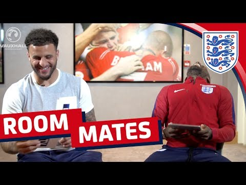 Does Kyle Walker know Jermain Defoe's sporting hero? | Roommates