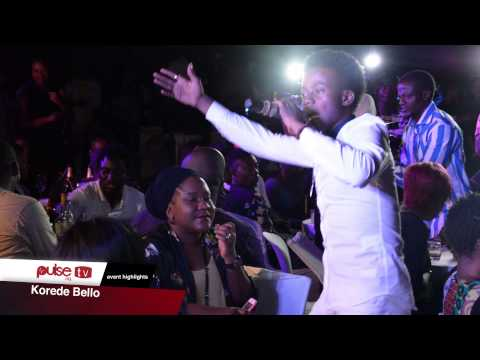 Korede Bello's Live Performance At February Edition Of One Mic Naija - Pulse TV Exclusive