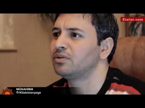 Aqşin Yenisey müsahibə | Kitabıstan | Etatist.com (TAM MÜSAHİBƏ)